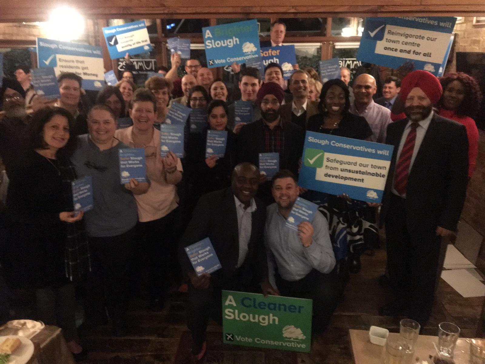Slough Conservative Supporters Club