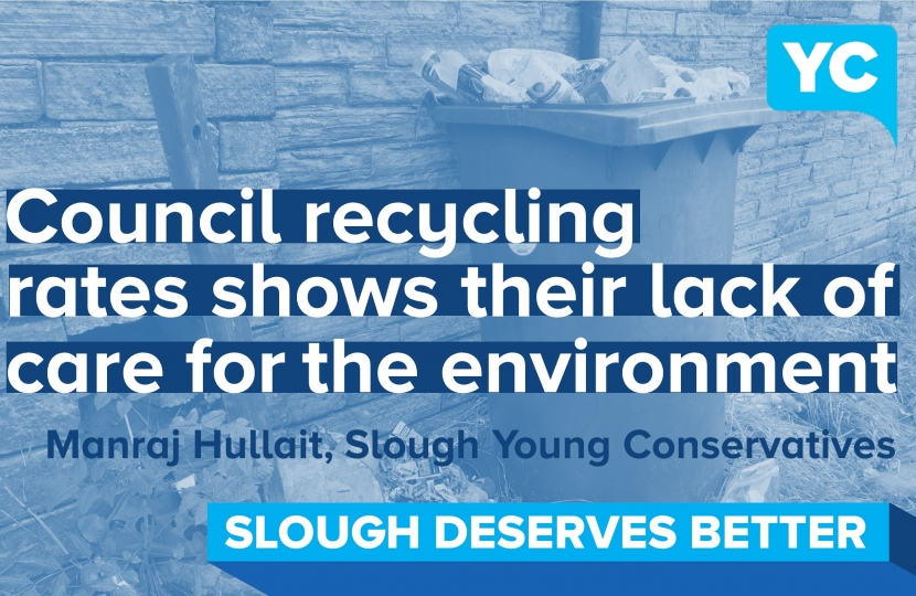 Manraj Hullait Environment Recycling Slough