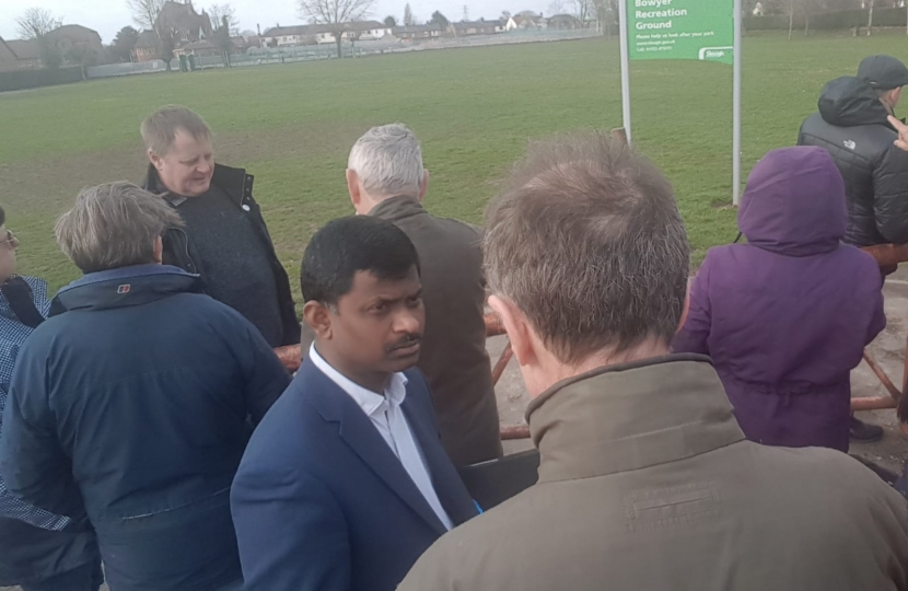 Save our Slough Green Spaces