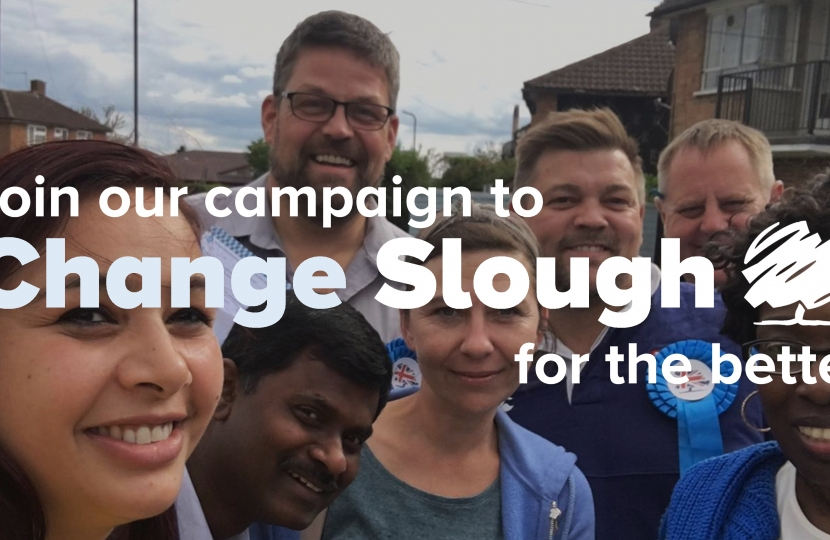 #ChangeSlough
