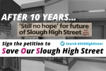 Save Our Slough High Street Petition