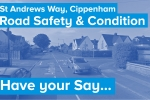 St Andrews Way Cippenham Have Your Say Road Safety Conditions